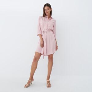 Mohito - Dámská košile - Růžová