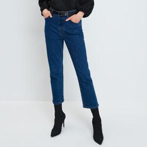 Mohito - Džíny srovnými nohavicemi - Modrá
