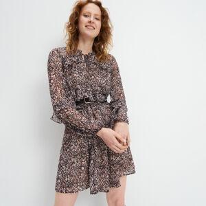 Mohito - Šaty se zvířecím potiskem - Vícebarevná
