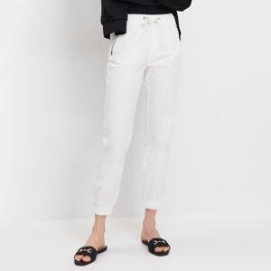 Mohito - Kalhoty joggers - Bílá