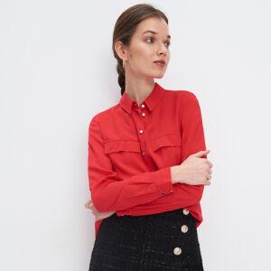 Mohito - Košile zviskózy - Červená
