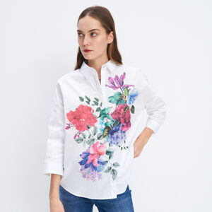 Mohito - Bavlněná košile - Bílá