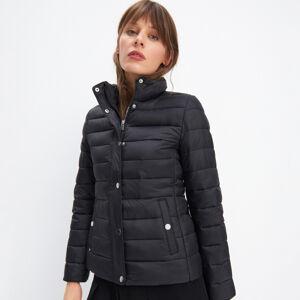 Mohito - Prošívaná bunda - Černý
