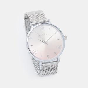 Mohito - Náramkové hodinky - Stříbrná