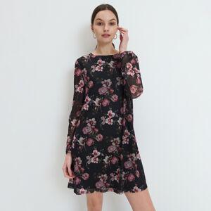 Mohito - Šaty s květinovým vzorem - Růžová