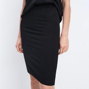 Mohito - Pletěná sukně - Černý