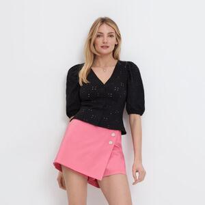 Mohito - Kraťasová sukně - Růžová