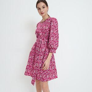 Mohito - Šaty se stahovací šňůrkou v pase - Vícebarevná