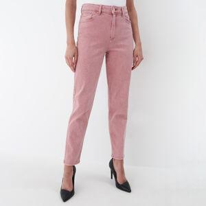 Mohito - Džíny srovnými nohavicemi Eco Aware - Růžová