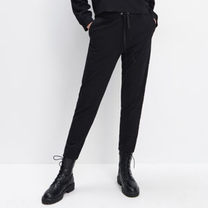 Mohito - Teplákové kalhoty s pruhy - Černý