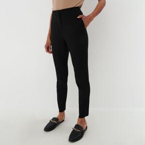 Mohito - Cigaretové kalhoty - Černý