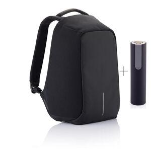 XD Design, batoh Bobby, který nelze vykrást 17'', P705.561, černý