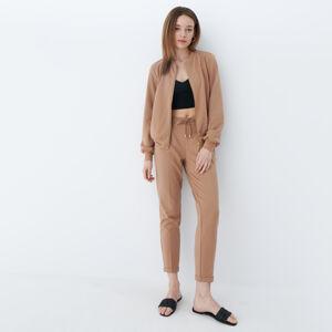 Mohito - Kalhoty jogger - Béžová