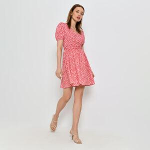 Mohito - Květinové šaty - Růžová