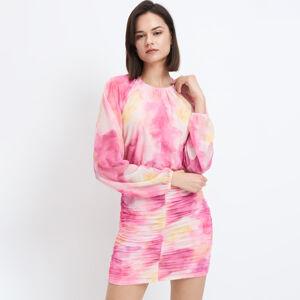Mohito - Šaty snabíráním - Růžová