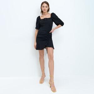 Mohito - Šaty snabíráním - Černý