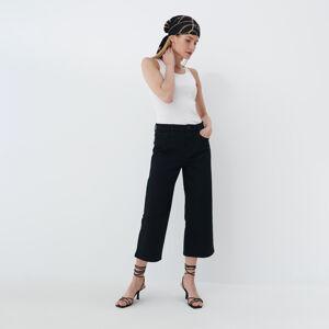 Mohito - Dámské jeans kalhoty - Černý