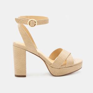 Mohito - Sandály na platformě - Hnědá