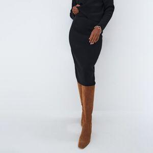 Mohito - Midi sukně - Černý
