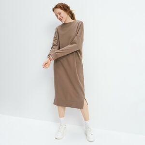 Mohito - Teplákové šaty Eco Aware - Béžová