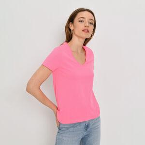 Mohito - Bavlněné tričko - Růžová