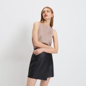 Mohito - Úpletové tričko - Krémová