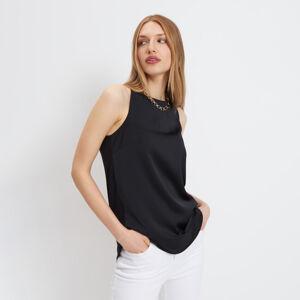 Mohito - Úpletové tričko - Černý