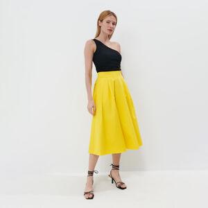 Mohito - Žlutá sukně - Žlutá