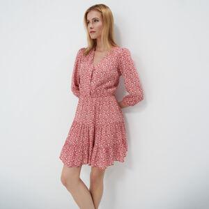 Mohito - Šaty s květinovým vzorem - Vícebarevná