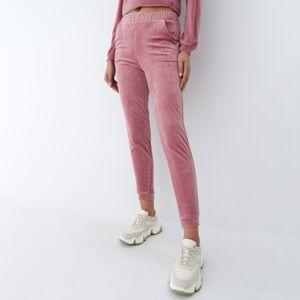 Mohito - Teplákové kalhoty - Růžová