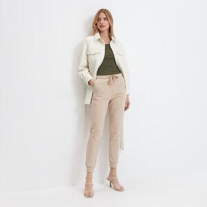 Mohito - Teplákové kalhoty - Béžová