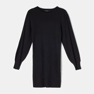 Mohito - Svetrové šaty - Černý