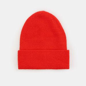 Mohito - Žebrovaná čepice - Červená