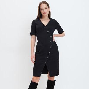 Mohito - Pouzdrové šaty - Černý