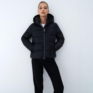 Mohito - Prošívaná bunda Eco Aware - Černý