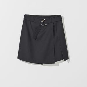 Mohito - Kraťasová sukně - Černý